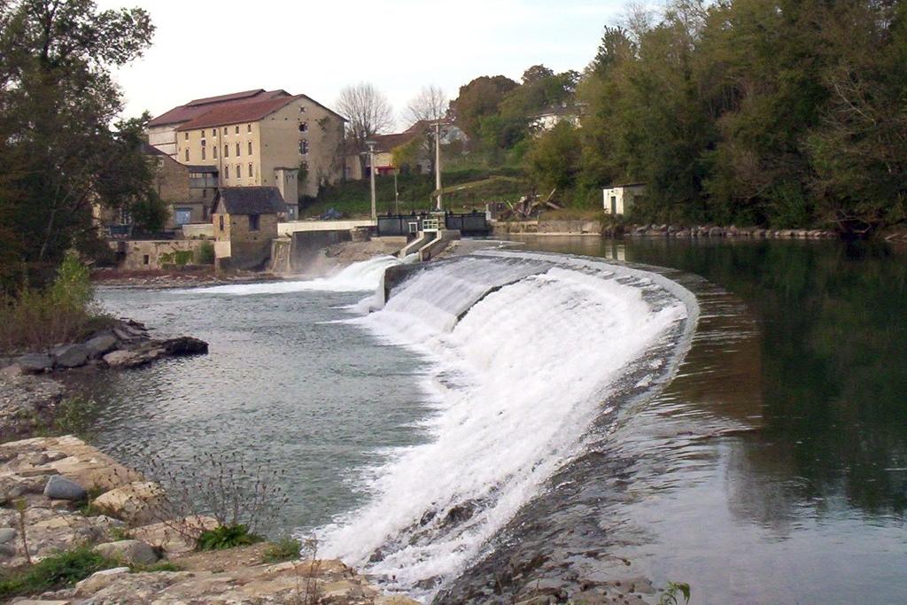 Le barrage de Masseys